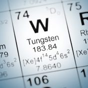 Tungsten W Square